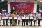 Maritime Bank trao 500 suất học bổng cho học sinh nghèo hiếu học