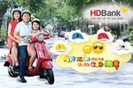 HDBank tặng hàng ngàn mũ bảo hiểm xinh xắn cho bé yêu