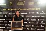 TNR Holdings giành cú đúp giải thưởng Bất động sản uy tín nhất Việt Nam