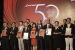 Vinamilk đứng thứ 20 trong 300 doanh nghiệp dẫn đầu châu Á