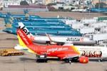 Sân bay Tân Sơn Nhất bị xem là điểm nghẽn căng thẳng của hàng không