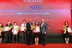 SHB liên tiếp đón nhận các giải thưởng danh giá ngành Ngân hàng