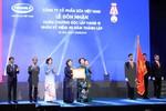 Vinamilk kỷ niệm 40 năm thành lập, đón nhận huân chương Độc lập hạng Ba