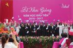 Giáo sư Ngô Bảo Châu dạy tiết học đầu tiên sau Lễ khai giảng TH School