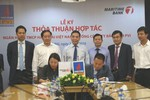 Maritime Bank cung cấp giải pháp tài chính cho PVI