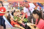 Hành trình Đỏ: Một trong các chương trình hiệu quả nhất về hiến máu tình nguyện