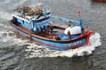 """Hai ngư dân được đề nghị xét tặng công dân tiêu biểu của """"Thành phố đáng sống"""""""