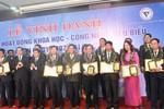 Đà Nẵng vinh danh 20 nhà khoa học có nhiều công trình đặc sắc