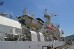 Khám phá tàu tuần tra của lực lượng bảo vệ bờ biển Nhật Bản