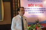 Phê bình 23 lãnh đạo Sở không dự hội nghị thanh tra ngành giáo dục