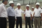 Tân Bí thư Đà Nẵng lo lắng về tiến độ hầm chui Điện Biên Phủ