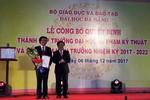 Thành lập Trường Đại học Sư phạm Kỹ thuật Đà Nẵng