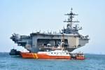 Tàu sân bay USS Carl Vinson đang thăm Đà Nẵng được trang bị những gì?