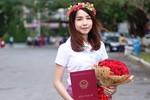 6 học viên Lào được nhận bằng Thạc sĩ của Đại học Kinh tế Đà Nẵng