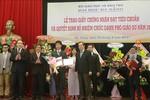 Đại học Đà Nẵng vinh danh 23 tân Phó Giáo sư