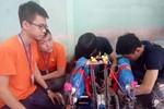 28 đội học sinh cấp ba đua tài sáng tạo robot