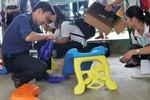 Thầy trò chung tay lập tủ sách hiếu học dành tặng trẻ em vùng cao