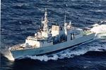 Tàu khu trục Hải quân hoàng gia Canada sắp cập cảng Đà Nẵng