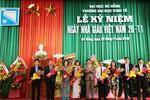 Trường Đại học Kinh tế Đà Nẵng tri ân thầy cô giáo nhân ngày 20/11