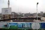 Cận cảnh dự án Hòa Bình Green City sau thông tin bị đình chỉ