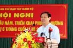 Phó thủ tướng Vương Đình Huệ muốn 13 tỉnh Sông Cửu Long hành động ngay tức khắc