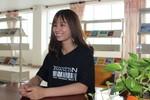 Cô sinh viên mạnh mẽ đối đầu với bệnh hiểm nghèo