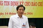 Đã trình Chính phủ kết quả kiểm tra vụ luân chuyển, bổ nhiệm Trịnh Xuân Thanh!