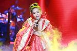 BTC lên tiếng việc Hà Linh mặc áo Trung Quốc hát…quan họ