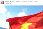 Sao Việt đồng lòng: Trái tim người VN là tình yêu nước không đong đếm