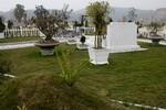 Hình ảnh ngôi mộ giá 5 tỷ đồng ở Hòa Bình