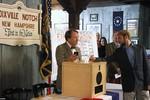 Hình ảnh ấn tượng về cuộc bầu cử Tổng thống Mỹ 2012