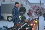 Không khí Giáng sinh tràn ngập trên các làng quê miền trung Thụy Điển