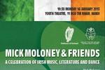 Chương trình biểu diễn ca múa nhạc dân tộc Ireland và Việt Nam