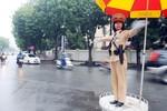 Công an Hà Nội bác bỏ tin nữ CSGT bị sàm sỡ