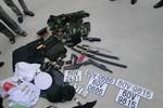 Cảnh sát nổ súng tiêu diệt tướng cướp mang 5 lệnh truy nã