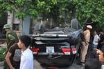 """Hà Nội: Khởi tố, bắt giam tài xế """"xe điên"""" tông chết 3 người"""