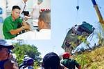 Xe khách Mai Linh bị tai nạn khiến 3 người chết, 31 người bị thương
