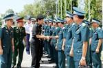Đoàn tùy viên QS các nước tại VN thăm các đơn vị quân đội ở Nha Trang