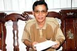 Ông Trần Khiêu chính thức thôi làm Phó bí thư Tỉnh ủy Trà Vinh