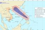 Tin bão Rumbia: Vùng biển phía Đông biển Đông có gió mạnh cấp 6 - 7