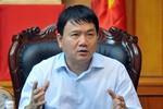 Bộ trưởng Đinh La Thăng:Có thể đề xuất cách chức GĐ Sở GTVT Hải Phòng