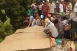 Tai nạn thảm khốc: Xe khách lao xuống ao, 4 người chết tại chỗ