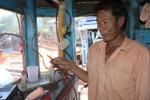 Video: Tàu cá của ngư dân Quảng Ngãi bị tàu Trung Quốc tấn công