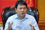 Bộ trưởng Đinh La Thăng: Phê bình Thứ trưởng Bộ Giao thông - Vận tải