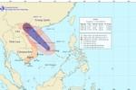 Thông tin mới nhất về cơn bão số 6 trên Biển Đông