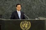 Việt Nam sẵn sàng đóng góp vào công việc chung của LHQ