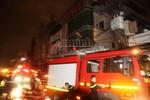 Nổ, cháy tại đại lý gas: Hàng chục hộ dân hốt hoảng tháo chạy