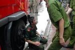 Chiến sĩ cảnh sát PCCC khiến 18.000 người nhấn 'like'
