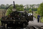 Khủng hoảng Ukraine: Cuộc đàm phán mới bắt đầu tại Kiev