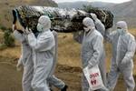 Đến ngày 11/9, đã có 2.296 người tử vong do vi rút Ebola